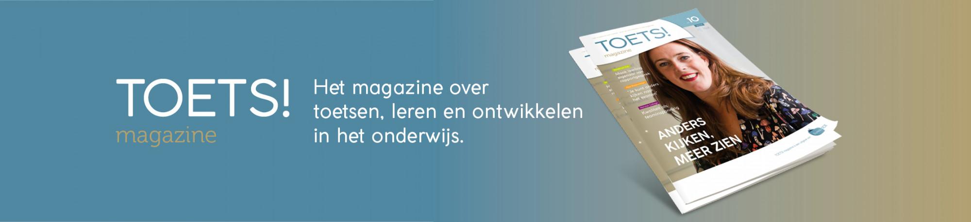 Toets magazine
